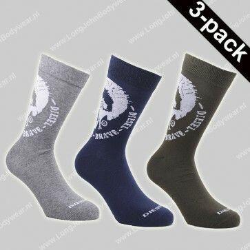 Diesel Nederland Socks Ray 3-Pack