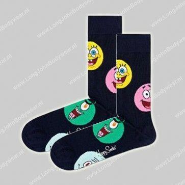 Happy Socks Nederland Sponge Bob Circle of Friends Socks
