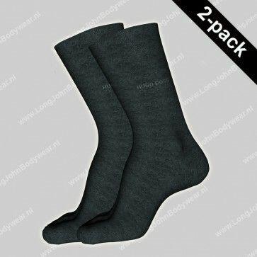 Hugo Boss Nederland Socks 2-Pack Uni