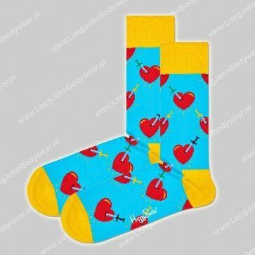 Happy Socks Nederland Broken Heart Socks