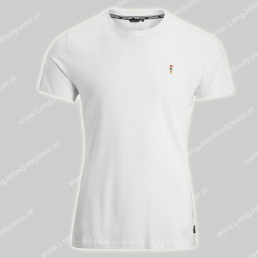 Bjorn Borg Nederland T-Shirt Icecream-wit