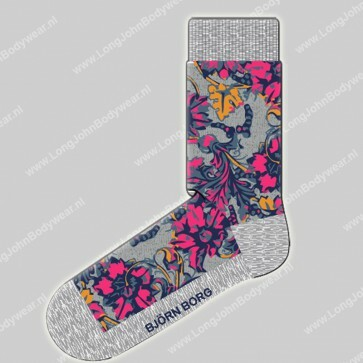 Bjorn Borg Nederland Socks BB French Flowers