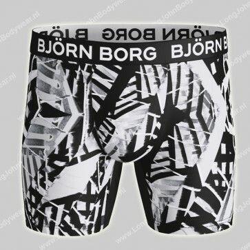 Bjorn Borg Nederland Performance-Pro High Function Short Black Art