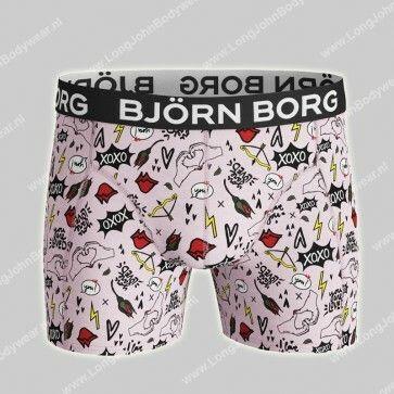 Bjorn Borg Basic Short Sammy XOXO