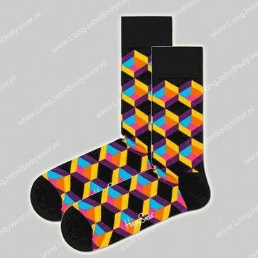 Happy Socks Nederland Optic Square