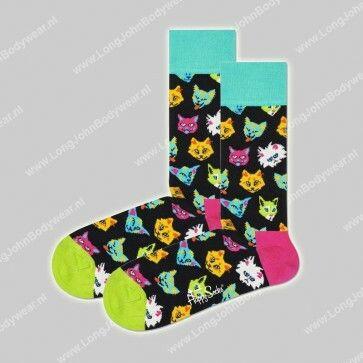 Happy Socks Nederland Funny Cats Socks
