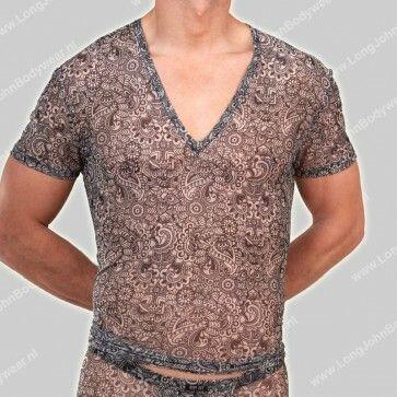 Body Art Nederland Zaki V-Shirt