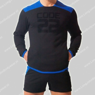 Code 22 Nederland Active Sweat Jacket