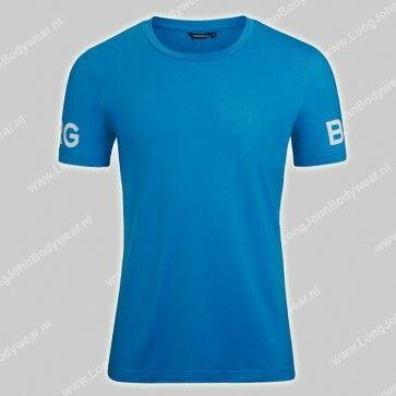 Bjorn Borg Nederland T-Shirt Sports Directoire Blue