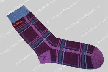 Bjorn Borg Socks Cross Check