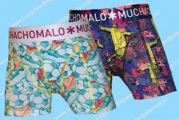 MuchachoMalo Kids Brazil 2-Pack