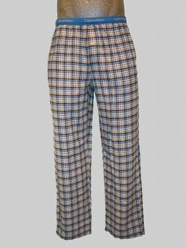 Calvin Klein Pyjama Broek Flanel