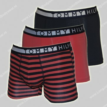 Tommy Hilfiger Nederland Trunk 3-Pack Stripe