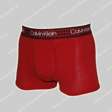 Calvin Klein Nederland Trunk Cotton-Stretch