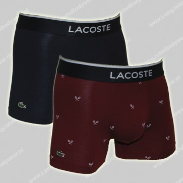 LaCoste Nederland 2-Pack Trunks Colours
