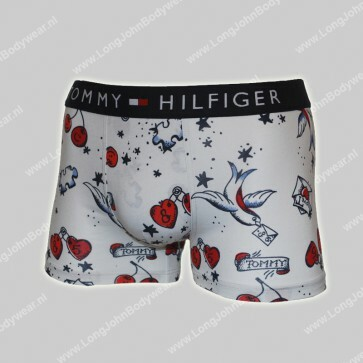 Tommy Hilfiger Nederland Trunk Tattoo