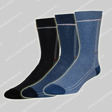 Diesel Nederland Socks Ray Denim 3-Pack