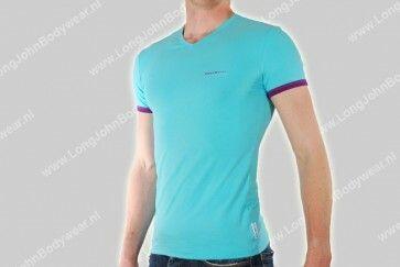 Bikkembergs Nederland V-Shirt P796
