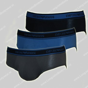Emporio Armani Nederland 3-Pack Brief