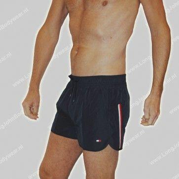 Tommy Hilfiger Nederland Zwem Runner Short