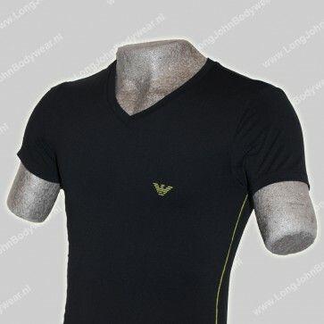 Emporio Armani Nederland V-Shirt Micro 5A529