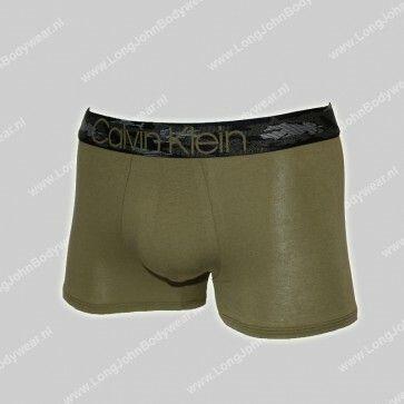 Calvin Klein Nederland Limited-Edition Trunk Army