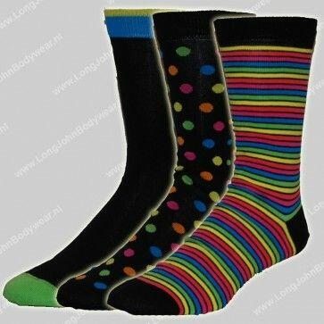 Diesel Nederland Socks Ray 3-Pack Multicolor
