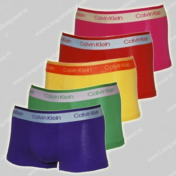 Calvin Klein Nederland 5-Pack Pride Low-Rise Trunk