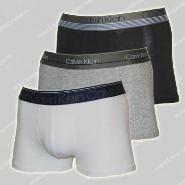 Calvin Klein Underwear Nederland 3-Pack Low Rise Trunk Limited Edition