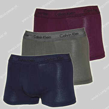 Calvin Klein Nederland 3-Pack Low Rise Trunk