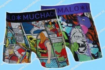 MuchachoMalo Kids Nederland Short 2-Pack Mucha