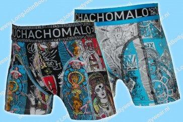MuchachoMalo Kids Nederland Short 2-Pack Schiffmacher