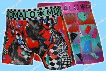 MuchachoMalo Kids Nederland Short 2-Pack Games