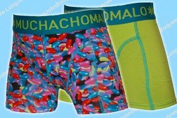MuchachoMalo Kids Nederland Short 2-Pack Candy