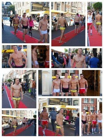 Modeshow Straatfeest 29-09-2013