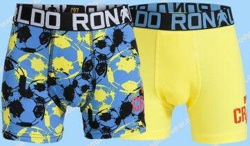 CR7-Cristiano Ronaldo Kids 2-Pack Short
