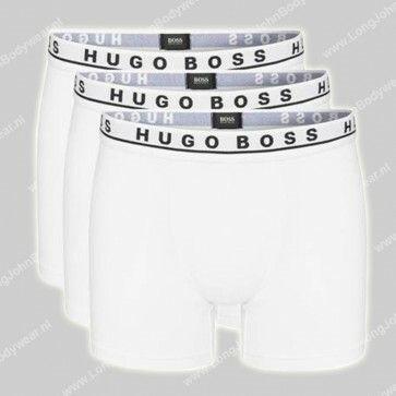 Hugo Boss Nederland Basic Boxer-Brief 3-Pack