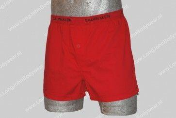 Calvin Klein Woven Boxer Kadobox