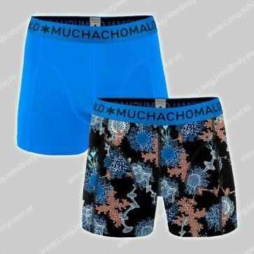 MuchachoMalo Nederland 2-Pack Short Mold