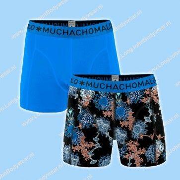 MuchachoMalo Kids Nederland Short 2-Pack Mold
