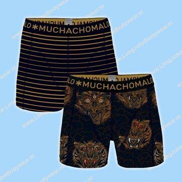 MuchachoMalo Kids Nederland Short 2-Pack Third Eye