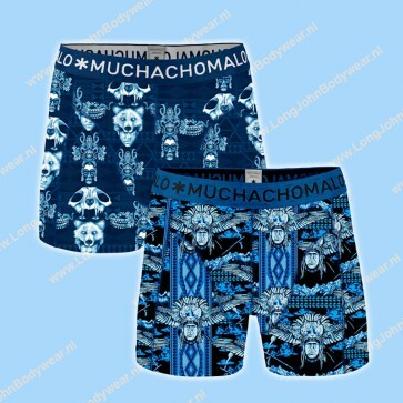 MuchachoMalo Kids Nederland Short 2-Pack TRANC