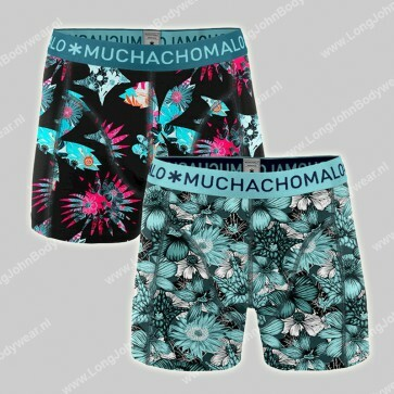MuchachoMalo Nederland 2-Pack Short Extinct Plants