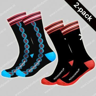 MuchaMalo Nederland 2-pack Socks DNA