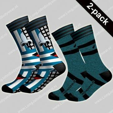 MuchaMalo Nederland 2-pack Socks Prosthetics
