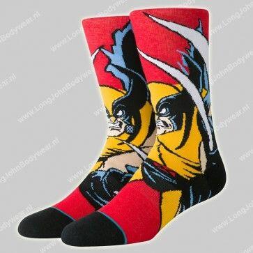 Stance Nederland XMEN Wolverine Socks