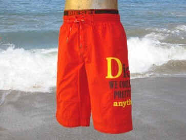 Diesel Swim Lord Surf-Short