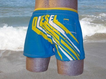 Diesel Swim Barrely Short-Short