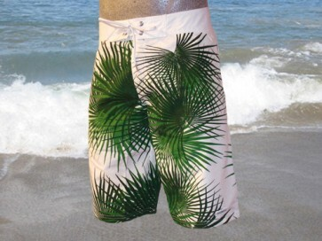 Bikkembergs Swim Palm Surf-Short