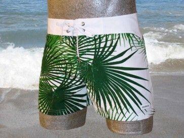 Bikkembergs Swim Palm Short Surf-Short